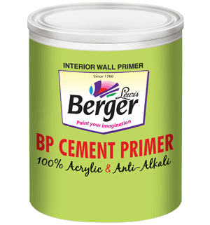 Berger BP Cement Primer (WT) for Interior Masonry & Asbestos Surfaces