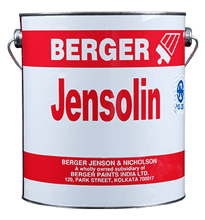 Jensolin Superior Red Oxide Primer for Mild Steel Surface