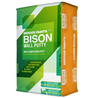 Berger Bison Wall Putty for External & Internal Wall