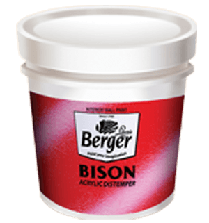 Bison Distemper for Interior Wall Paint