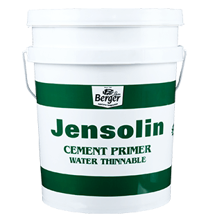 Jensolin Cement Primer for Interior Walls